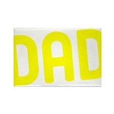 Best Dad Ever Rectangle Magnet