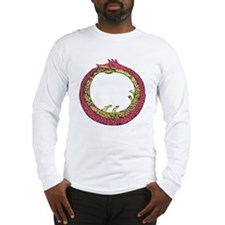 Ouroboros - Eternal Return Long Sleeve T-Shirt
