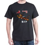 Flying Tigers Dark Color T-Shirt