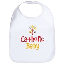 Catholic Baby Bib