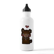 ldshadowlady bear Water Bottle
