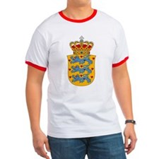 Denmark Coat of Arms T