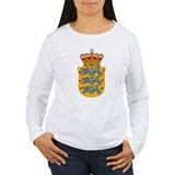 Denmark Coat of Arms T-Shirt