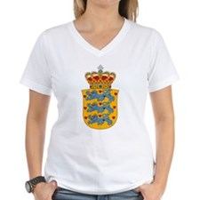 Denmark Coat of Arms Shirt