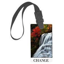 Inspirational Poster: There is n Large Luggage Tag