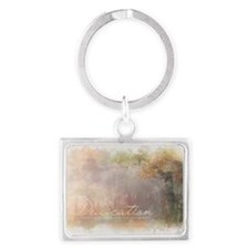 Inspirational Poster: The roots Landscape Keychain