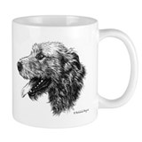 Happiness is an Irish Wolfhound Coffee Mug