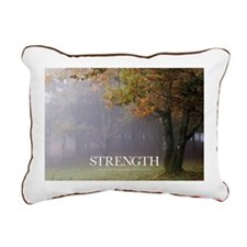 Inspirational Poster: Ev Rectangular Canvas Pillow