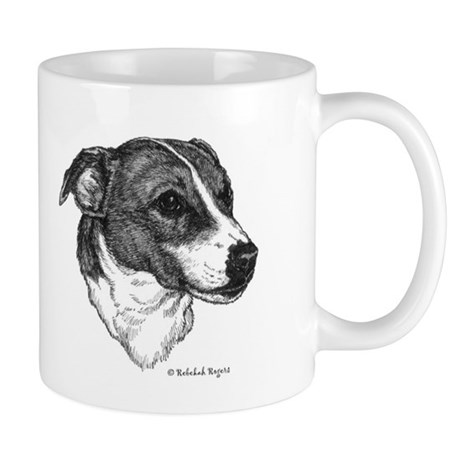 Happiness is a Jack Russell Mug