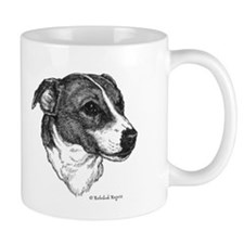 Happiness is a Jack Russell Small Mug