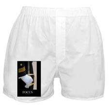 Motivational Poster: It is the strong Boxer Shorts