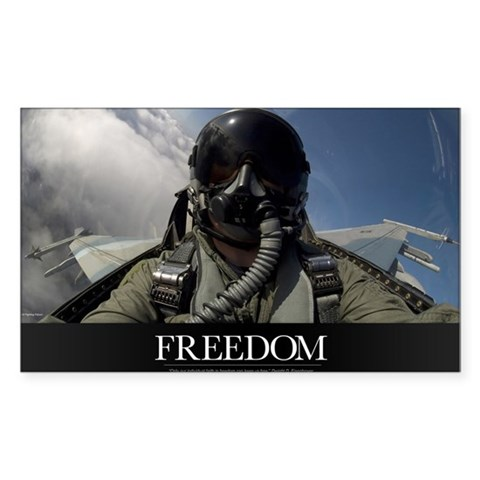 Military Motivational Poster: Decal