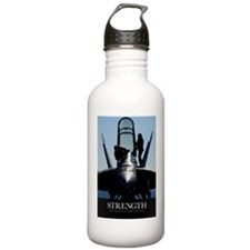 Military Motivational  Water Bottle