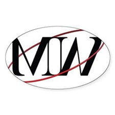 MW Logo Decal