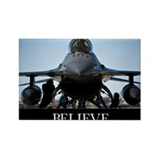 Air Force Poster: U.S. Air Force  Rectangle Magnet