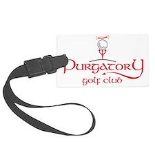 Purgatory Golf Club logo Luggage Tag