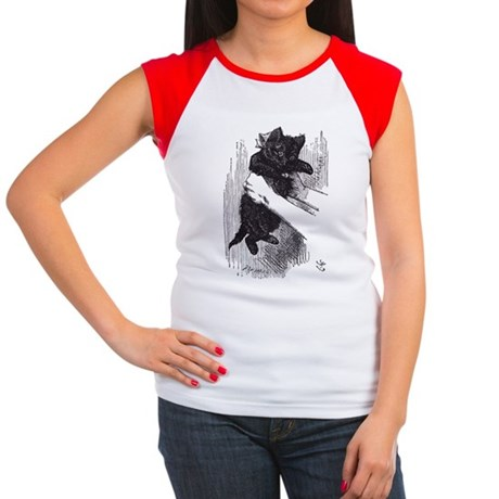Kitten After All Women's Cap Sleeve T-Shirt