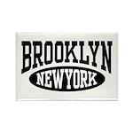 Brooklyn New York Rectangle Magnet