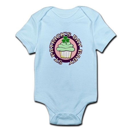 St. Patrick's Day Baby Infant Bodysuit
