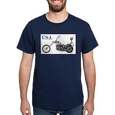 USA!! USA!! USA!! T-Shirt