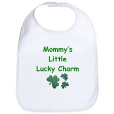 Mommy's Little Lucky Charm Bib
