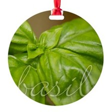 Basil photo Ornament
