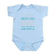 """""""MARLIN"""" in kanji Infant Bodysuit"""