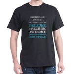 Caveat Endzone Women's V-Neck T-Shirt