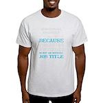 Caveat Endzone Dog T-Shirt