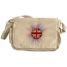 British Flag Messenger Bag