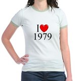 &quot;I Love 1979&quot; T