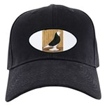 Black Bald West Black Cap