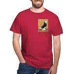 Black Bald West Dark T-Shirt