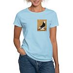 Black Bald West Women's Light T-Shirt
