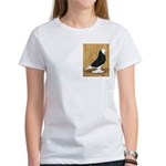 Black Bald West Women's T-Shirt
