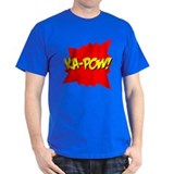 Ka-Pow! Navy T-Shirt