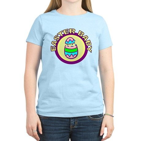 Easter Baby Women's Light T-Shirt