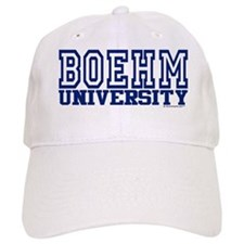 BOEHM University Baseball Cap