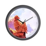 Maxfield Parrish Morning Wall Clock