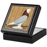 Mealy Barless West Keepsake Box