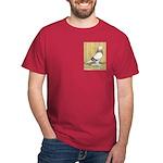 Red Bar Grizzle West Dark T-Shirt