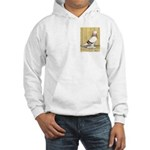 Red Bar Grizzle West Hooded Sweatshirt
