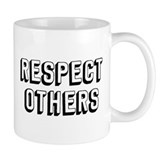 Respect Others Small Mug