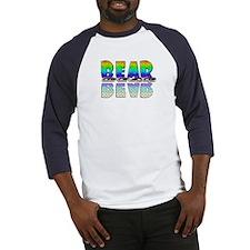 BEAR-RAINBOW/MIRROR/BRICK2 Baseball Jersey