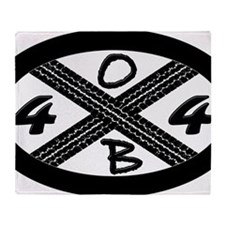 OBX 4x4 Throw Blanket