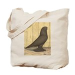 Brown Self West Tote Bag