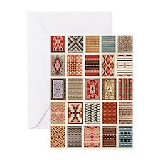 Art of Navajo Weaving Greeting Card