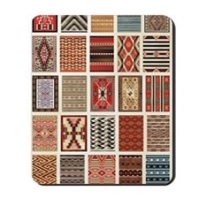 Art of Navajo Weaving Mousepad