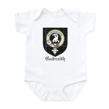Galbraith Clan Crest Tartan Infant Bodysuit