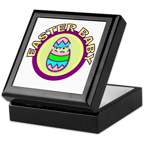 Easter Baby Keepsake Box